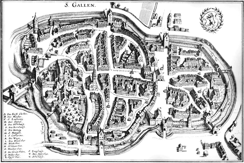 Sankt Gallen 1642