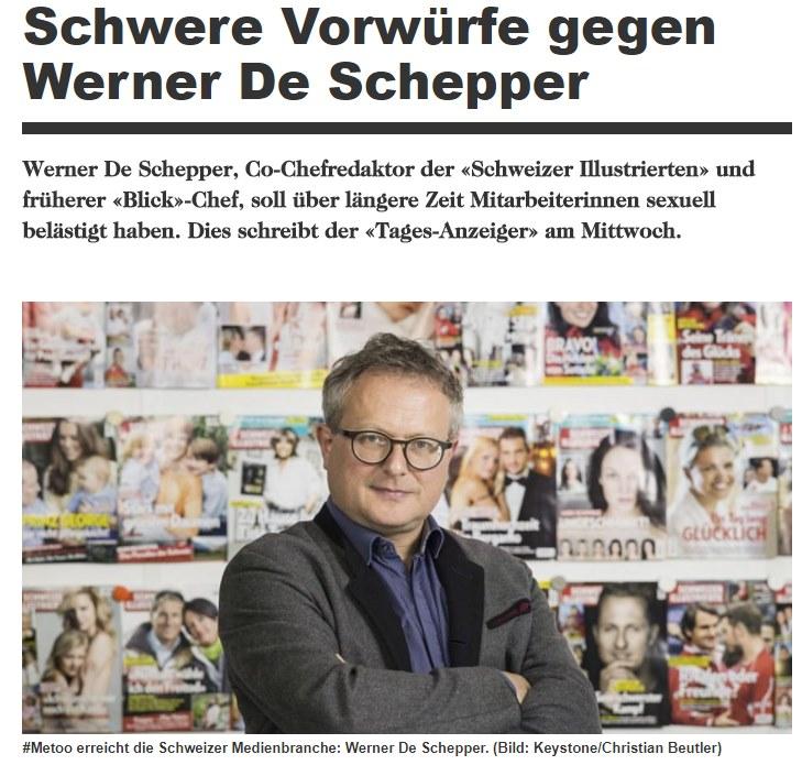 Werner De Schepper